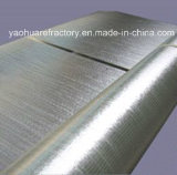 高品質の単方向高い無水ケイ酸のガラス繊維ファブリック布
