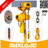 Da tonelada elétrica da corrente Hoist/1 da alta qualidade grua Chain elétrica/grua elétrica