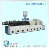 Neues Conical Twin Screw Extruder für Pipe, Sheet, Profile Extrusion Line