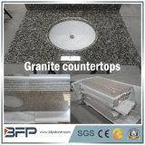 De Lijst van de Keuken van het graniet met Opgepoetste Oppervlakte