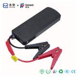 Dispositivo d'avviamento di salto dell'automobile della batteria dello Li-ione del dispositivo d'avviamento di salto del mercato dei 2016 S.U.A. mini