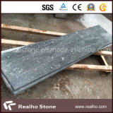 Preiswerte chinesische graue Granit-Stein-Bodenbelag-Fliesen für Wand
