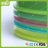 Transparente vollständige farbige Haustier-führende Filterglocke
