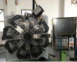 Cnc-Sprung-umwickelnde Maschine u. Sprung-Maschine