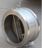 Válvula de verificación de la placa doble 900lbs de la oblea de la fábrica de China
