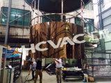 Машина плакировкой золота вакуума Hcvac для трубы листа нержавеющей стали