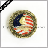 Монетка качества гольфа коммеморативная для подарка сувенира (BYH-101128)