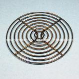Fil de fer galvanisé PVC Galvanisé / Exhaust Ventilateur industriel Grille Guard