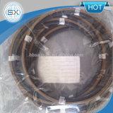 Sellos de encargo del pistón/de petróleo usados para las válvulas neumáticas/el anillo de Gely/