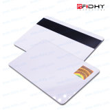 印刷できるロゴのブランクPVC RFIDスマートなID/ICカード