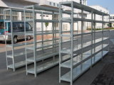 Light Duty Slotted Angle Steel Rivet Shelving