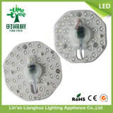 luz del panel de 18W LED, luz de DEC0rative, luz de techo del LED