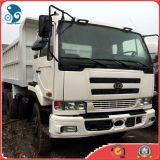 사용된 팁 주는 사람 트럭 Ud 닛산 무거운 화물 덤프 트럭 (PF6 엔진, 20m3/30TON 의 12503cc 엔진)