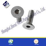 Stahl angesenkte Hauptmaschinen-Schraube