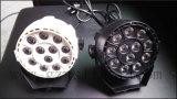 mini LED indicatore luminoso di plastica di PARITÀ di 12X1w (P12-1)