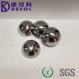 Esfera do grande metal do hemisfério do aço do preço de fábrica 55mm 60mm 63mm meia