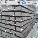 Ms barra plana de acero de la prima Q235 A36 del precio bajo del producto de la fábrica