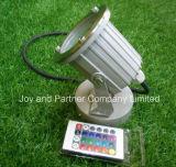 RF Controller (JP-83033-RF)の3W RGB LEDの庭Lights