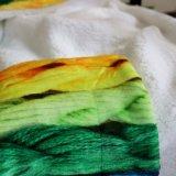 одеяло ватки Microfiber младенца детей Raschel печатание 2layer цифров Coral