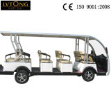 Bus facente un giro turistico elettrico di 14 Seaters fatto in Guangdong