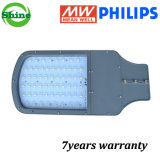 7years Warranty 110lm/W hohe Leistung LED Street Light