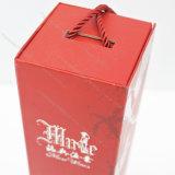 Luxuriöse Wein-Geschenk-/Papier-Getränk-Kasten-Punkt UV-Beschichtung