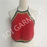 Bellyband свитера китайского типа новых повелительниц конструкции сексуальный (SOI1726)