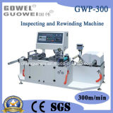 Het Inspecteren van de Hoge snelheid van pvc Machine (GWP-300)