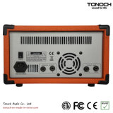 Mesa de console do som da caixa do poder de 4 canaletas