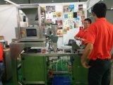 Máquina de rellenar de la bolsa del escudete del grano de café