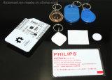 Etiqueta de la tarjeta de la identificación de la tarjeta 13.56MHz/1k S50 RFID de MIFARE