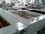 中国の製造の水平のガラス洗濯機