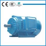 Motor Eléctrico Asincrónico Trifásico de la CA 3KW para el Ventilador