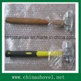 Marteau de Pein de bille de bonne qualité de marteau avec le traitement