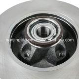 Peugeotのための車輪ハブベアリングが付いている自動車部品ブレーキ回転子3008 424946
