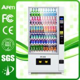 Bebida y Cold Drink Automatic Vending Machine con Nri Coin Acceptor