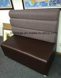 Colori e disposizione dei posti a sedere facoltativi del sofà della cabina del ristorante dei materiali