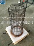 Aks Non-Si incurva riscaldatore di alluminio del Rod del tungsteno di Wal per la fornace di vuoto di sviluppo di cristallo dello zaffiro delle KY