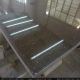 Laje de pedra artificial de mármore de quartzo de Calacatta
