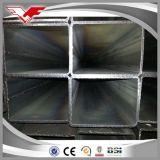 Tubo de acero cuadrado del carbón
