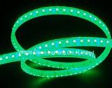 Ce contabilità elettromagnetica LVD RoHS due anni di garanzia, indicatore luminoso di striscia flessibile verde di colore LED di SMD 3528/5050