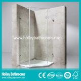 Portello europeo di Hinger di stile che vende la baracca semplice dell'acquazzone (SE611C)