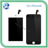 Pantalla del LCD de los recambios del teléfono móvil con el digitizador para el iPhone 6