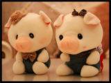 Brinquedos enchidos OEM baratos do cavalo do luxuoso de China