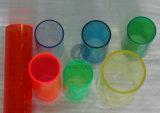 Tubes acryliques colorés de PMMA extrudés