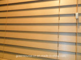cortinas de madeira do falso de 50mm (cortinas venetian do PVC)