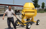 (CM50-CM800) misturador de cimento Diesel da gasolina Cm750 elétrica portátil