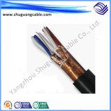 Cable resistente al fuego/de Fireproof/Fr/XLPE/PVC/PE/Armored/Shielded/Instrument de la computadora