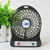 2016 Hot Sale Ventilateur miniature portable DC 5V haute performance ventilateur rechargeable USB