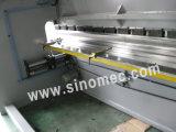Bremsen-Maschine der Druckerei-Wc67k-80t/4000/hydraulische verbiegende Maschine